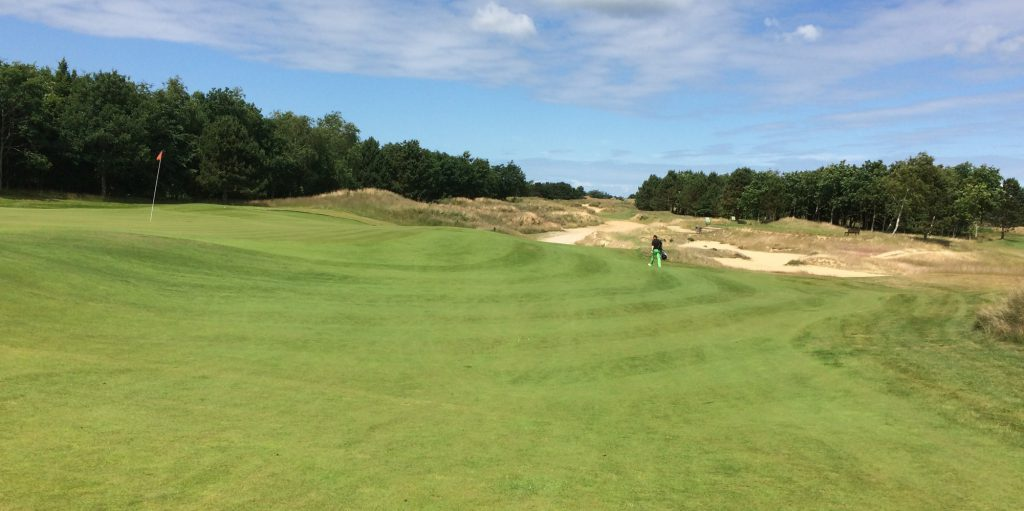 Einzigartig – Golfplatz